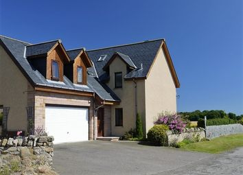 Thumbnail 4 bed detached house for sale in Duffus, Elgin