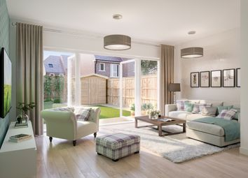 Thumbnail 3 bedroom detached house for sale in Broadwater Gardens, London
