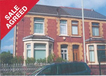 Thumbnail 3 bed semi-detached house for sale in Ffald Road, Pyle