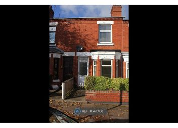 Thumbnail 2 bed terraced house to rent in Mayfield Road, Coventry