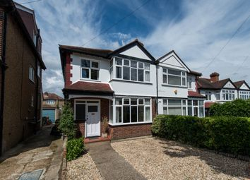 Thumbnail 3 bed semi-detached house for sale in Iberian Avenue, Wallington