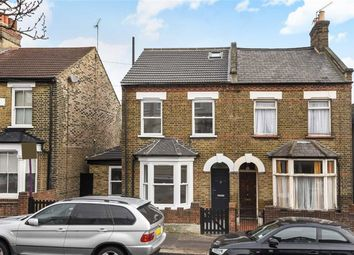 Thumbnail 4 bedroom semi-detached house for sale in Victoria Road, South Woodford, London