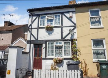 Thumbnail 2 bedroom end terrace house for sale in Dartford Road, Dartford