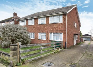 Thumbnail 2 bedroom maisonette for sale in Mornington Road, Ashford