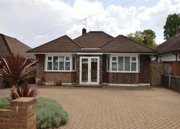 Thumbnail 4 bedroom detached bungalow for sale in Salisbury Road, Worcester Park