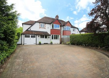 Thumbnail 4 bed semi-detached house for sale in Warwick Road, Solihull