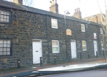 Thumbnail 2 bed flat to rent in Glanrafon, Bangor