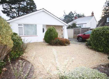 Thumbnail 2 bed detached bungalow to rent in Sarum Avenue, West Moors, Ferndown