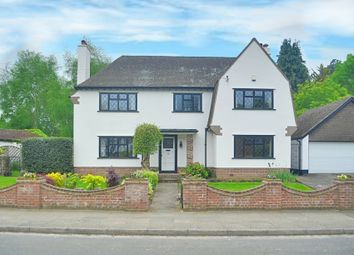 Thumbnail 3 bed detached house for sale in Hazelmere Road, Petts Wood