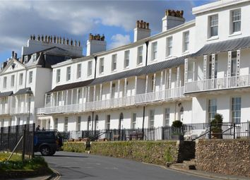 Thumbnail 2 bed flat for sale in Fortfield Terrace, Sidmouth, Devon