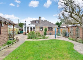 Thumbnail 3 bed detached house for sale in Fernhill Road, New Milton