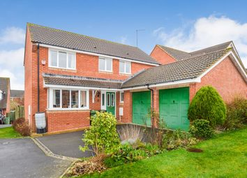 Thumbnail 4 bed detached house for sale in Saxons Croft, Newport, Barnstaple