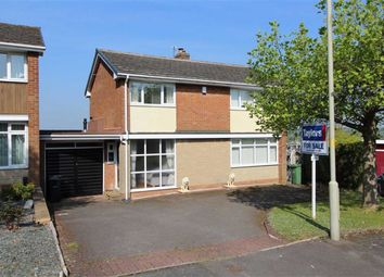 Thumbnail 3 bed detached house for sale in Sunningdale Road, Northway, Sedgley