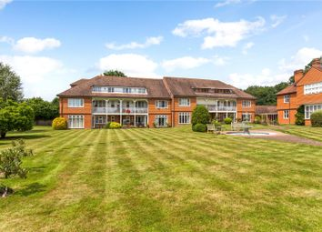 Thumbnail 2 bed flat for sale in Pine Lodge, Leigh Corner, Cobham, Surrey