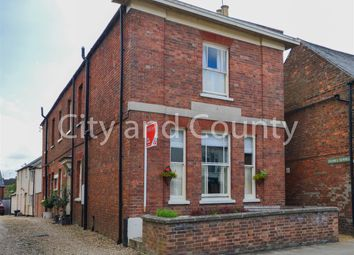 Thumbnail 2 bed semi-detached house for sale in East Street, Crowland, Peterborough