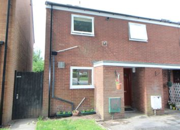 Thumbnail 1 bed flat for sale in Haston Close, South Reddish, Stockport