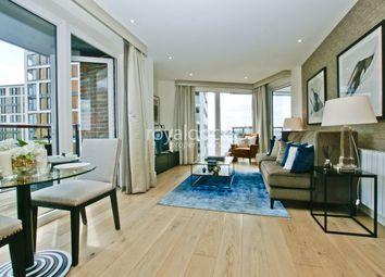 Thumbnail 1 bedroom flat for sale in Royal Arsenal Riverside, Greenwich, London