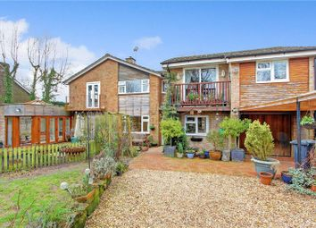 Thumbnail 5 bedroom semi-detached house for sale in Green Lane, Ampfield, Nr Romsey, Hampshire