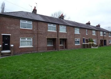 Thumbnail 1 bed flat for sale in Moss Street, Lostock Hall, Preston