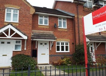 Thumbnail 2 bed mews house to rent in Redwood Drive, Crewe