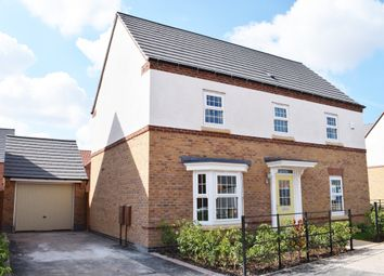 "Thumbnail 4 bed detached house for sale in ""Bassett"" at Hollygate Lane, Cotgrave, Nottingham"