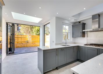 Thumbnail 3 bed terraced house to rent in Lewin Road, East Sheen, London