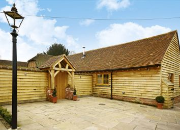 Thumbnail 3 bed barn conversion to rent in The Old Forge, Frosbury Farm, Gravetts Lane, Guildford