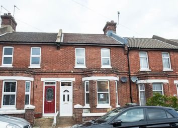 Thumbnail 3 bed terraced house for sale in Monceux Road, Eastbourne