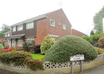 Thumbnail Semi-detached house for sale in Spurgeon Close, Liverpool