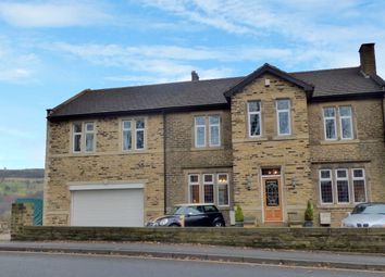 Thumbnail 5 bed detached house for sale in Skipton Road, Keighley