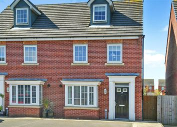 Thumbnail 3 bed semi-detached house for sale in Clydesdale Drive, Chorley