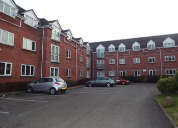 Thumbnail 1 bed flat for sale in Little Moss Court, 1 Little Moss Lane, Manchester, Greater Manchester
