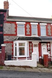 Thumbnail 2 bed terraced house for sale in St Oswalds Road, Barry