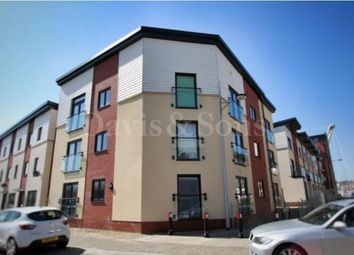 Thumbnail 2 bed flat for sale in Millennium Walk, Newport, Gwent.