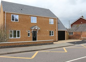 Thumbnail 4 bed detached house for sale in Hall Street, Crowland, Peterborough
