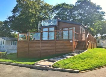 Thumbnail 2 bed detached house for sale in Willerby Rutherford Rooftop, Brynteg Holiday Home Park, Caernarfon