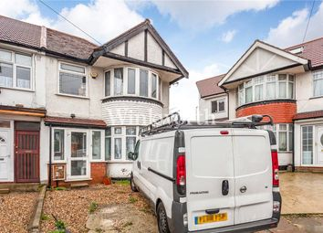 Thumbnail 3 bed semi-detached house for sale in Barford Close, London