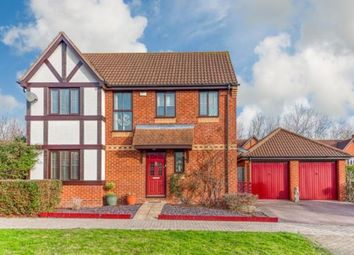 Thumbnail 4 bed detached house for sale in Cruickshank Grove, Crownhill, Milton Keynes