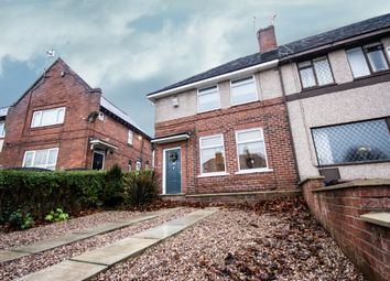 Thumbnail 2 bedroom end terrace house for sale in Piper Crescent, Sheffield