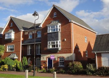 Thumbnail 4 bed end terrace house for sale in Turners Avenue, Fleet