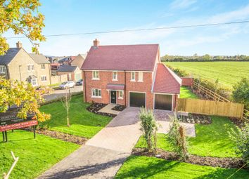 Thumbnail 4 bed detached house for sale in The Green, Chesterton, Bicester