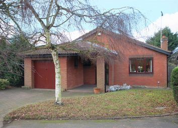 Thumbnail 3 bed detached bungalow for sale in Banbury Close, West Hunsbury, Northampton