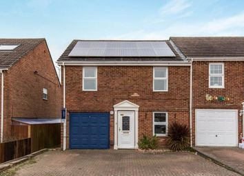Thumbnail 4 bedroom end terrace house for sale in Warsash, Southampton, Hampshire