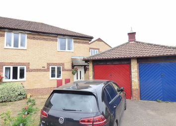 Thumbnail 2 bed semi-detached house for sale in Ash Way, Woodford Halse, Daventry