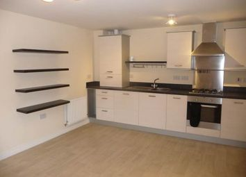 Thumbnail 2 bed flat to rent in Usbourne Way, Ibstock, Coalville