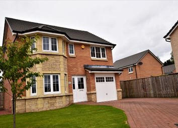 Thumbnail 4 bed detached house for sale in Durham Gardens, Airdrie