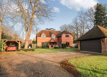 Thumbnail 4 bed detached house to rent in The Drive, Ifold, Loxwood, Billingshurst