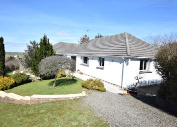 Thumbnail 3 bed detached house for sale in Penstowe Road, Kilkhampton, Bude