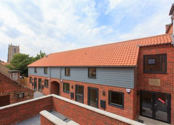 Thumbnail 2 bedroom flat for sale in Queens Road, Fakenham