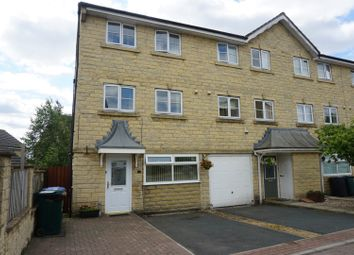 Thumbnail 4 bed town house for sale in Yeoman Court, Bradford